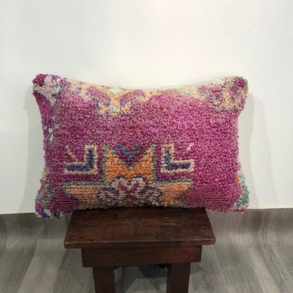 Stunning Moroccan Cushion Handwoven kilim pillow Beanbag Yoga moroccan cushion, berber pillow, kilim pillow