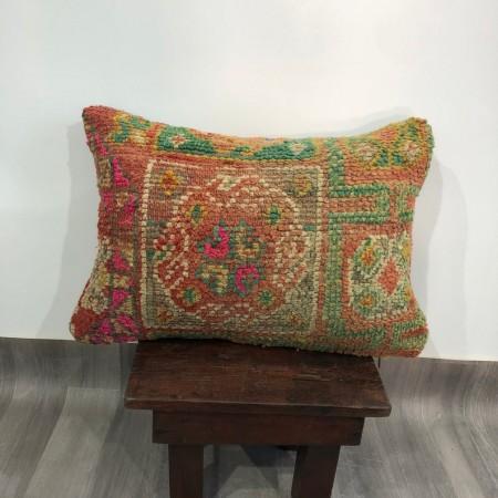(C004) Stunning Moroccan Cushion Handwoven kilim pillow Beanbag Yoga moroccan cushion, berber pillow, kilim pillow