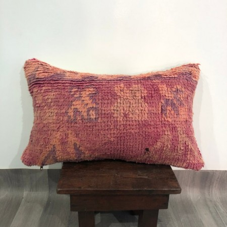 (C009) Stunning Moroccan Cushion Handwoven kilim pillow Beanbag Yoga moroccan cushion, berber pillow, kilim pillow