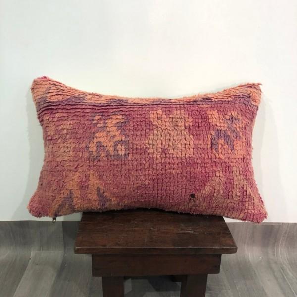 (C001) Stunning Moroccan Cushion Handwoven kilim pillow Beanbag Yoga moroccan cushion, berber pillow, kilim pillow