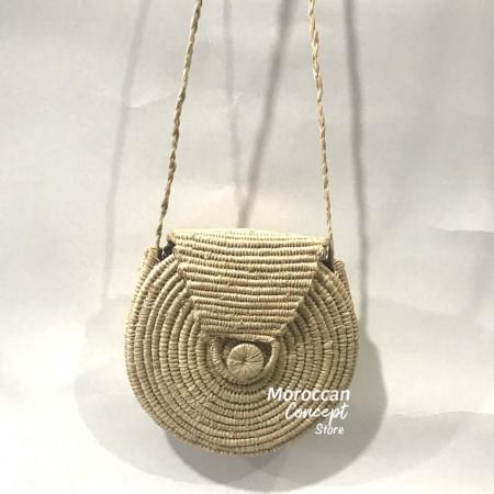 Moroccan Raphia bag