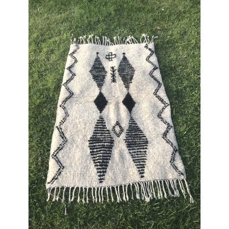 Moroccan rug Beni Ouarain