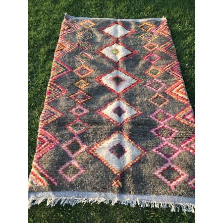 Original old azilal rug